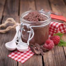 Ma recette du jour : Mousse au chocolat sur Recettes.net