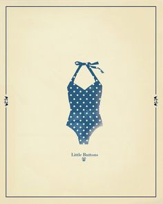 polka dot poster by Jordan Gray