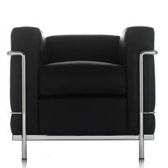 LC2 - Le Corbusier - Cassina