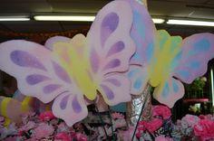 Styrofoam Butterfly!