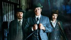 New series of Ripper Street to launch on Amazon Prime Instant Video.  Love the British Series. -Penny-