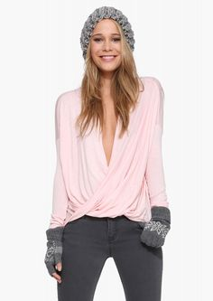 Tip Top Shirt in Charcoal   Necessary Clothing