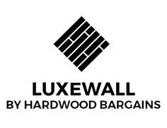 LuxeWallwood walling products are self stick, with interlocking planks and a thick multi-ply construction ensuring planks will remain flat and secure against a