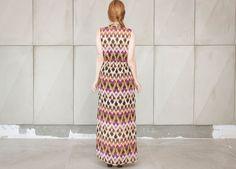 Maxi colete feminino estampado da marca Coleteria ♡ - Coletes exclusivos | feminino e infantil | Coleteria ♡