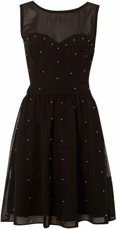 Embellished Bead Dress