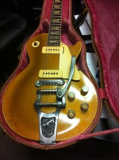 1954 Gibson Les Paul - Dog Bone Bridge
