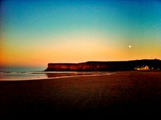Saltburn by sunset I used to work in the ship inn!