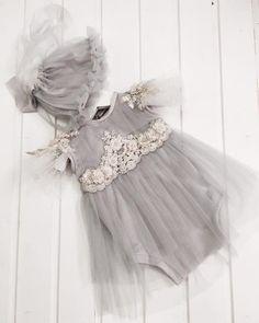 cod73 Baby photo prop romper-dress baby от 4LittlePrincessProps