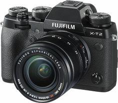 Fujifilm X-T2 mit Boost-Modus und 4K-Video vorgestellt