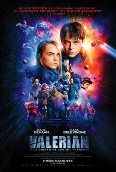 Final Valerian Trailer Is a Mind-Bending Trip to Another Galaxy