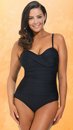 """""""We love the one-piece styles trending this summer! See our daily swimwear collections discounted up to 70% off at zulily."""