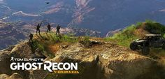 New Ghost Recon Causes Diplomatic Dust-Up Between France and Bolivia