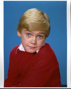 Ricky Schroder Ricky Schroder, Young Actors, The Incredibles