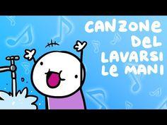 Canzone da cantare per LAVARSI LE MANI ABBASTANZA 🎶 - YouTube