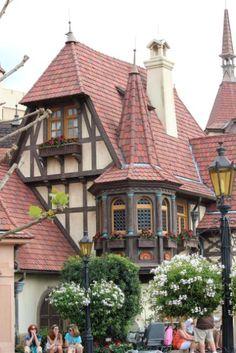 Germany Pavilion Epcot Disney World Showcase