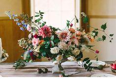 Opulente Hochzeitsinspirationen auf The Hay House