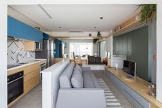 Galeria de Apartamento Cazo / Estúdio BRA - 10