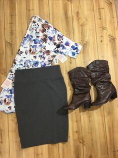 LuLaRoe Irma, LuLaRoe Cassie, LuLaRoe Consultant, Women's Fashion, Leggings, Outfit Ideas, Fall Fashion, Women's Fashion, Outfit Inspiration, Comfy Clothes, Modest Clothes, LuLaRoe