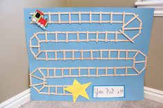 So cute! And such a good idea. Korbyn would love!!