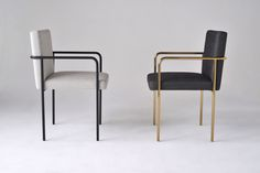 chair option - for round table - Phase Design | Reza Feiz Designer | Trolley Side Chair