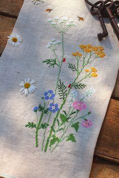 """Дизайн Kazuko Aoki из книги """"Wildflower garden"""""""
