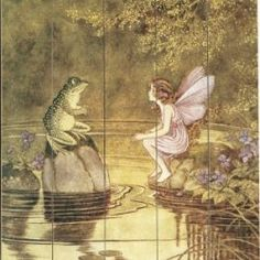 Fairies, pixies, gnomes and elves... They stand for magic, imagination, creativity and mystery