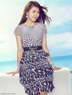 GIRLS * MODEL * PRETTY * HOT: Ha Ji Won dressed in bright summer450 x 593 | 67.2KB | girlshow9.blogspot.com