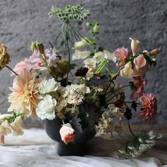 Begonias for K + J happy anniversary