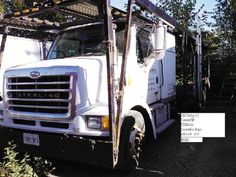 2001 Sterling Y10 -Cummins ISM, Converted to straps, Vancouver - as is  - See more at: http://www.heavyequipmentregistry.com/heavy-equipment/10315.htm