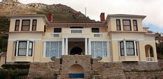 Grand old heritage building, Muizenberg, South Africa by Kleinz1, via Flickr