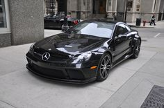 2009 Mercedes-Benz SL-Class SL65 AMG Black Series - Bad A$$ Mercedes