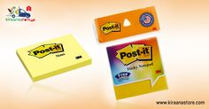 Buy online Post-it Sticky Note at Kiraanastore.com. Free Shipping | COD available.