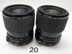 5L211FB SIGMA 35-70mm F2.8-4 レンズまとめて2本ジャンク_画像1