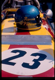 Ronnie Peterson #f1