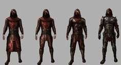 Dark Brotherhood Armor Elder Scrolls Online