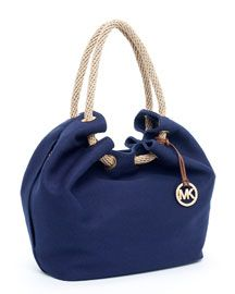 Michael Kors Marina Large Shoulder Tote
