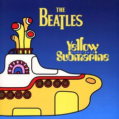 Yellow Submarine, on Blu Ray, released 06.04.12