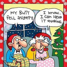 Christmas Funnies