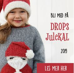 Poinsettias in the Snow / DROPS Extra - Gratis strikkeoppskrifter fra DROP. Poinsettias in the Snow / DROPS Extra - Gratis strikkeoppskrifter fra DROPS Design. Drops Design, Christmas Knitting, Christmas Sweaters, Knit Or Crochet, Crochet Hats, Drops Baby, Twist And Shout, How To Start Knitting, Tutorials