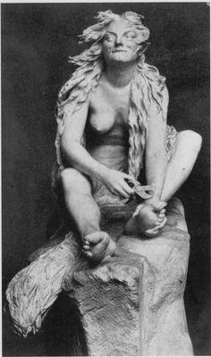 Teresa Feodorowna Ries (1874-1956)The Witch (1895) Jüdisches Museum, Vienna Museum, Teresa, Foto Portrait, Happy Woman Day, Gustav Klimt, Ladies Day, Art World, Love Art