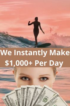 $1K Daily Profits Is Included! Super Profitable, Beginner Friendly Software Lets You Activate Multiple Streams Of Traffic & Sales From 1 Dashboard With Just 10 Minutes 'Work' Each Day. We have done EVERYTHING for you. You can get started in just the click of a button. Make Money From Home, How To Make Money, Home Based Business Opportunities, About Me Page, Financial Planning, How To Better Yourself, Pinterest Marketing, Passive Income, Stock Market