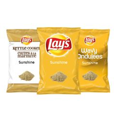 Check out this great Canadian flavour: Sunshine inspired by Western Canada in Lay's® #DoUsAFlavourCanada. Find out which flavour will represent each region this August! Lays.ca/Flavour