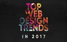tendencias de diseño web del 2017 que están funcionando