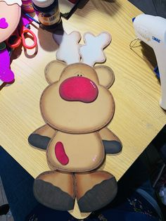 Christmas Decorations For Kids, Christmas Paper Crafts, Christmas Nativity, Halloween Christmas, Foam Crafts, Craft Stick Crafts, Crafts For Kids, All Things Christmas, Christmas Time