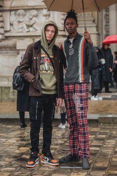 パリ メンズを盛り上げたのは彼ら キュートなイケメンモデルを集めました