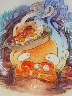 Howls Moving Castle Calcifer Studio Ghibli Print - Howls Moving Castle Calcifer Studio Ghibli X By Storyofthedoor Que Dicen Otros Usuarios El Castillo Ambulante Estudio Ghibli Can It Be This Pic Of The Static Gif That Looks Like A Cat B Studio Ghibli Films, Art Studio Ghibli, Studio Ghibli Quotes, Studio Ghibli Poster, Totoro, Personajes Studio Ghibli, Howls Moving Castle Wallpaper, Fanarts Anime, Animes Wallpapers