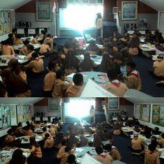 Perpustakaan Bunga Bangsa ƸӜƷ: Kuliah Umum Matematika Bersama Ibu Kepala Sekolah ...