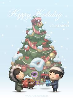 Check out the comic HJ-Story :: Gifts of Love