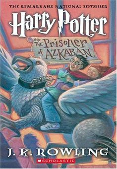 Harry Potter and the Prisoner of Azkaban by J.K. Rowling - this is one of my favorites from the series.