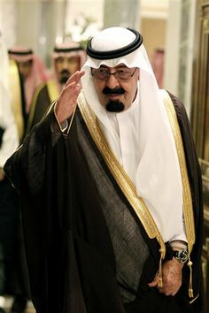 File - In this Tuesday, May 11, 2010 file photo, Saudi King Abdullah bin Abd al-Aziz, salutes as he arrives to the opening of the Gulf Cooperation Council (GCC) consultative summit in Riyadh, Saudi Arabia. (AP Photo/Hassan Ammar, File) ▼5Mar2014AP|Saudi, UAE, Bahrain withdraw envoys from Qatar http://bigstory.ap.org/article/saudi-uae-bahrain-recall-their-envoys-qatar #Abdullah_bin_Abd_al_Aziz